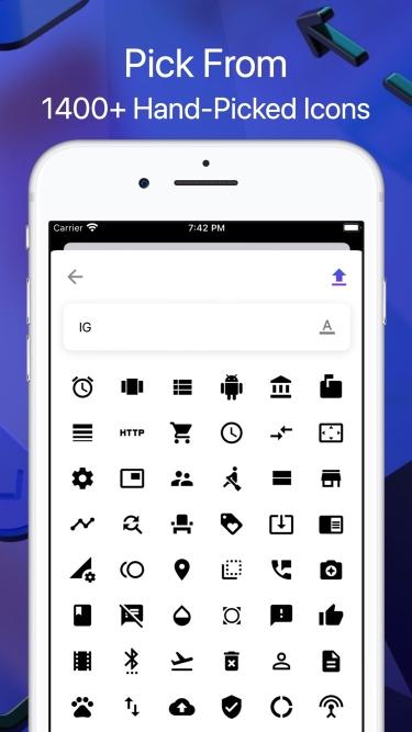 تصاویر App Icon Maker - Design Icon