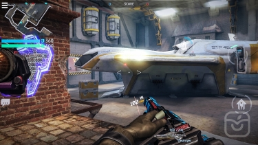 تصاویر Infinity Ops: Sci-Fi FPS