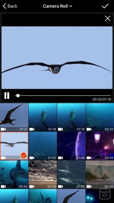 تصاویر Video Cut - Video Editor & Trim Video