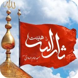 لوگو هیئت ثارالله مسجد جامع الهادی (ع)