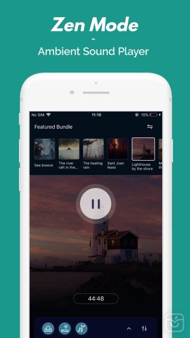 تصاویر Castbox - Podcast Player