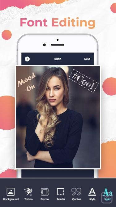 تصاویر PixelLab: Collage Photo Editor