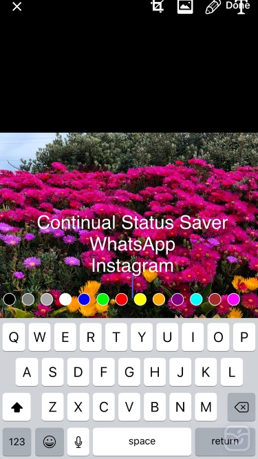 تصاویر Continual Status Video Saver +