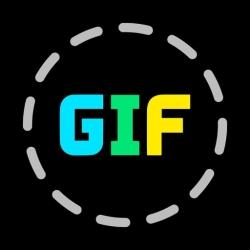 لوگو GIF Maker - Make Video to GIFs