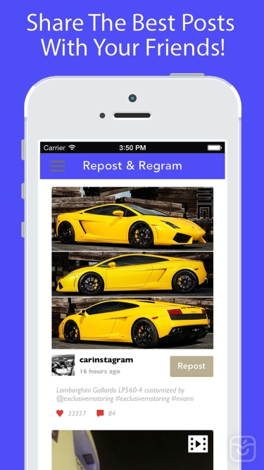 تصاویر Story Reposter for Instagram
