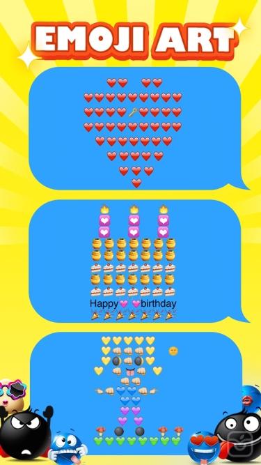 تصاویر 5000+ Emoji