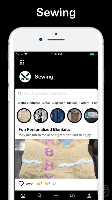 تصاویر Sewing and Patterns