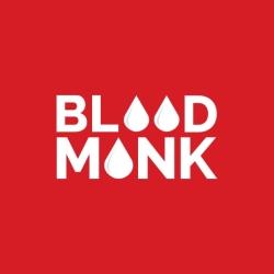 لوگو Blood Monk