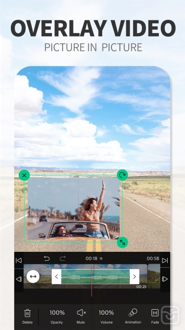 تصاویر VLLO - Easy Video Editing App