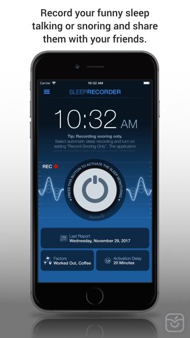 تصاویر  ++ Prime Sleep Recorder