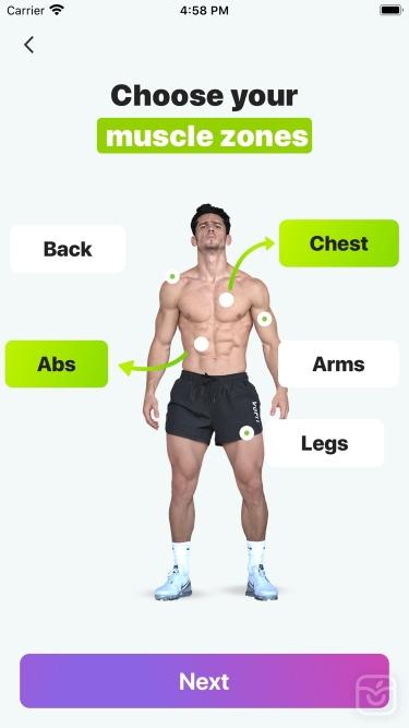 تصاویر VGFIT: Workout & Training Plan