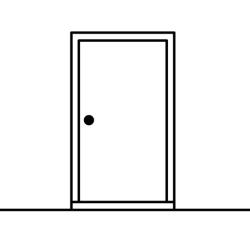 لوگو The White Door