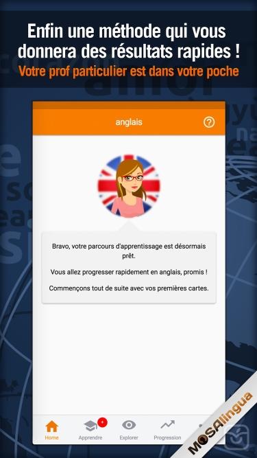 تصاویر MosaLingua: Learn Languages