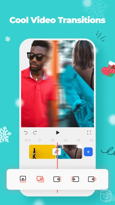 تصاویر FilmoraGo - Video Editor&Maker
