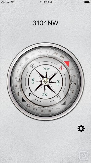 تصاویر Beautiful Compass Pro