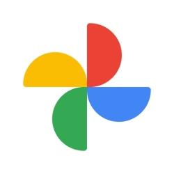 لوگو Google Photos