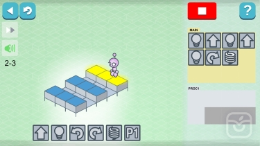 تصاویر Lightbot : Programming Puzzles