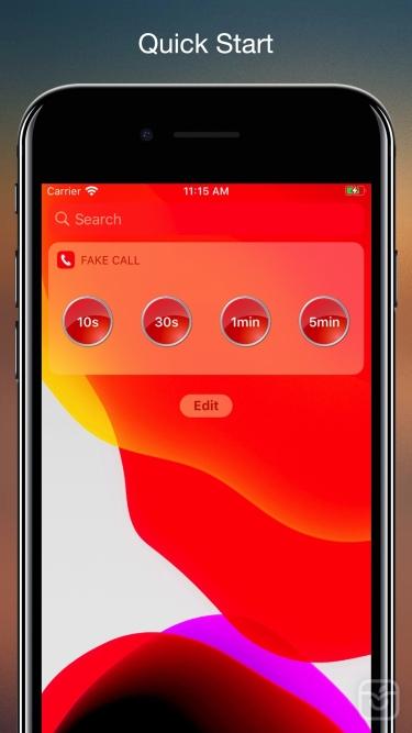 تصاویر Fake Call Plus-Prank Call App