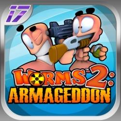 لوگو Worms 2: Armageddon