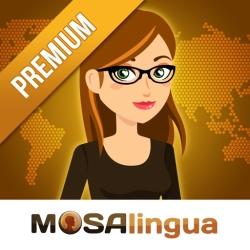 لوگو MosaLingua: Learn Languages