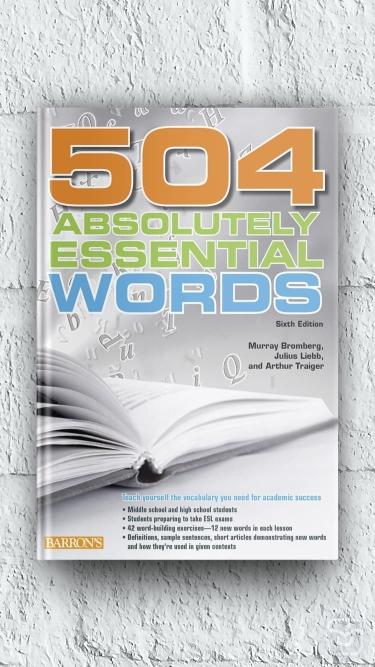 تصاویر ۵۰۴ لغت ضروری انگلیسی   KalamUp