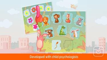 تصاویر Puzzle games for kids full