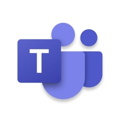 لوگو Microsoft Teams