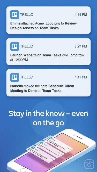 تصاویر Trello: organize anything!