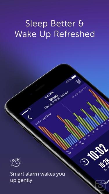 تصاویر Sleep Time+ Cycle Alarm Timer