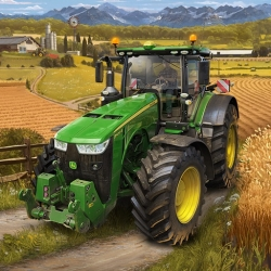 لوگو Farming Simulator 20