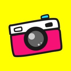 لوگو KaKa Camera : Art Cam & Photo
