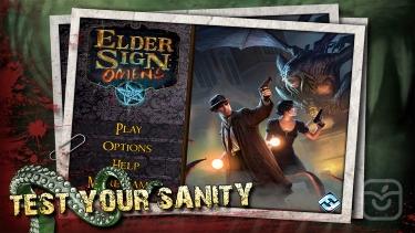 تصاویر Elder Sign: Omens for iPhone