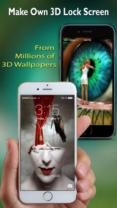3D Retina Wallpapers