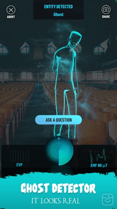 تصاویر Ghost Detector Talk To Spirits
