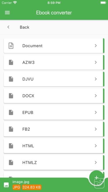 تصاویر File Converter