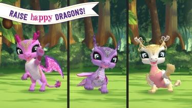 تصاویر Baby Dragons: Ever After High™