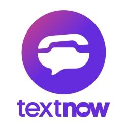 لوگو TextNow: Call + Text Unlimited