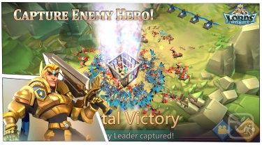 تصاویر Lords Mobile: Kingdom Wars