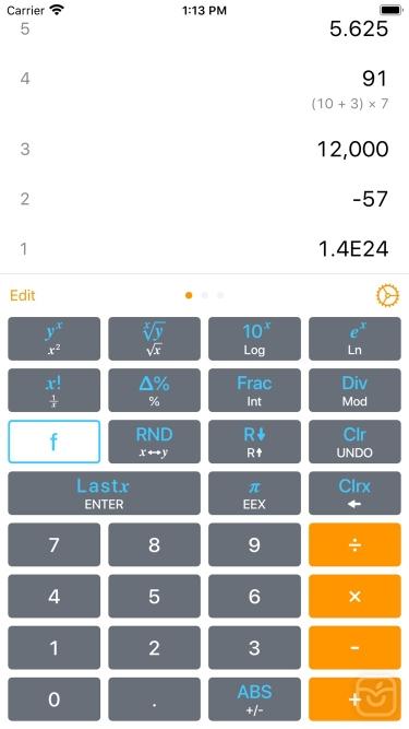 تصاویر Calculator RPN