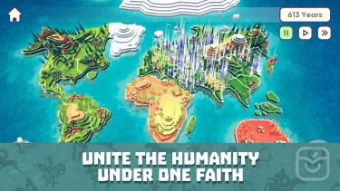 تصاویر God Simulator. Religion Inc.