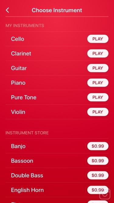 تصاویر InTune – Tuning Practice