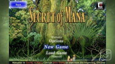 تصاویر Secret of Mana