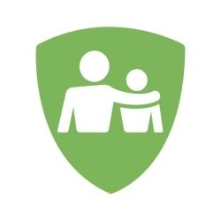 لوگو SaferKid Text Monitoring App