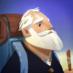 لوگو Old Man's Journey