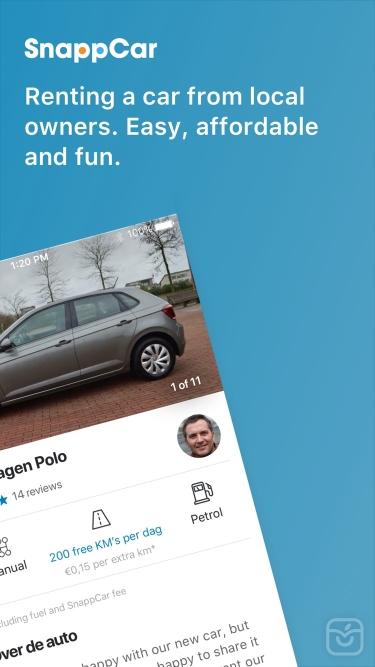 تصاویر SnappCar - Local carsharing