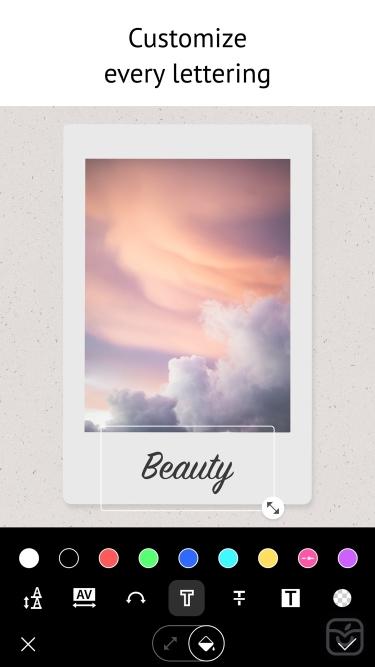 تصاویر Text — add fonts to photos