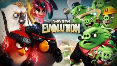 تصاویر Angry Birds Evolution
