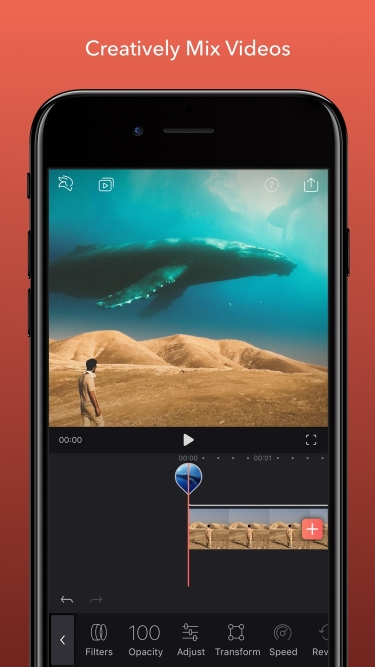 تصاویر Videoleap Video Editor & Maker