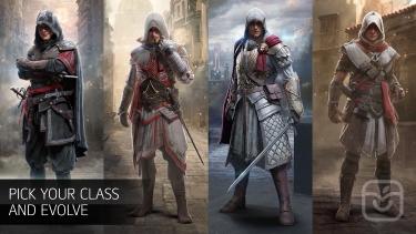 تصاویر Assassin's Creed Identity