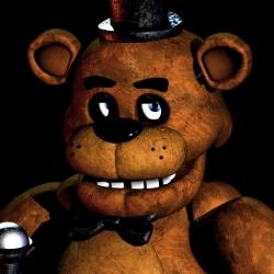 لوگو Five Nights at Freddy's